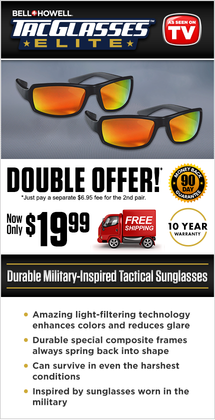 Order TacGlasses™ Elite Today!