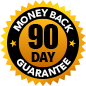 90 Day Money Back Garuantee